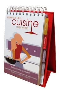 Le livre Cuisine mei wenti
