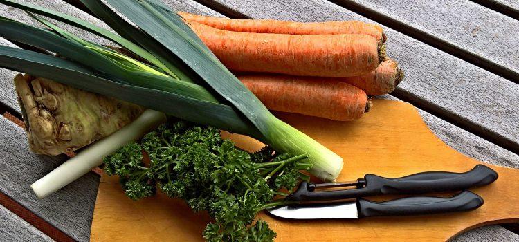 Au secours, je ne sais même pas faire une soupe de légumes !